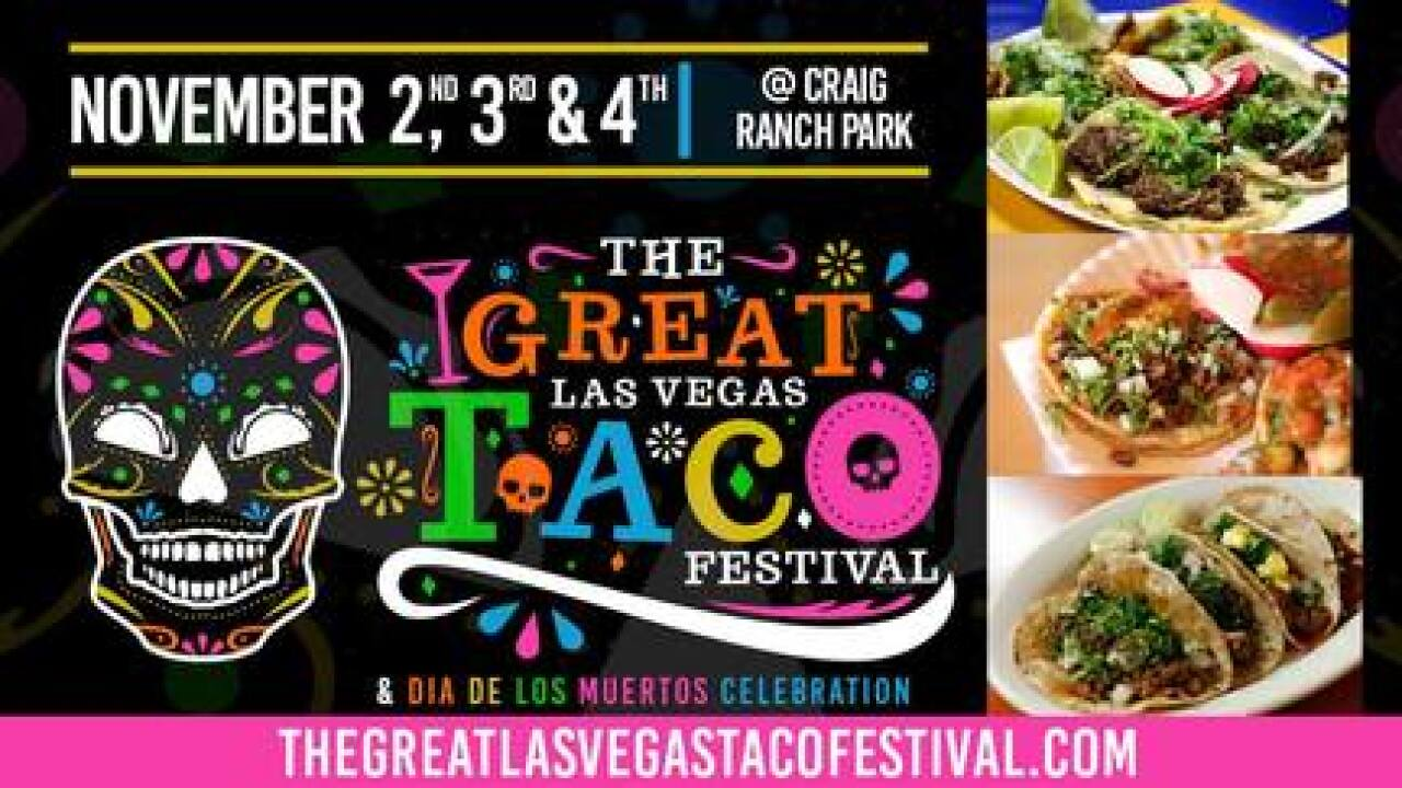 Day of the Dead events in Las Vegas   2018
