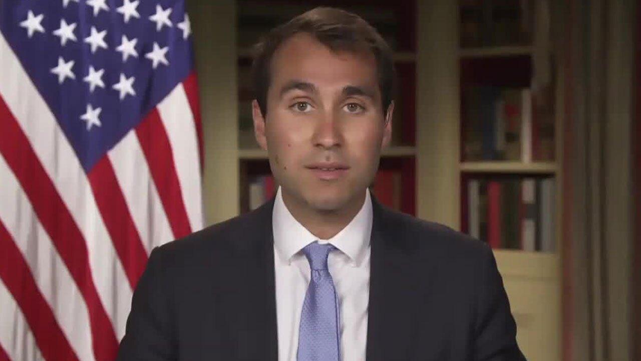 Assistant Press Secretary Kevin Munoz