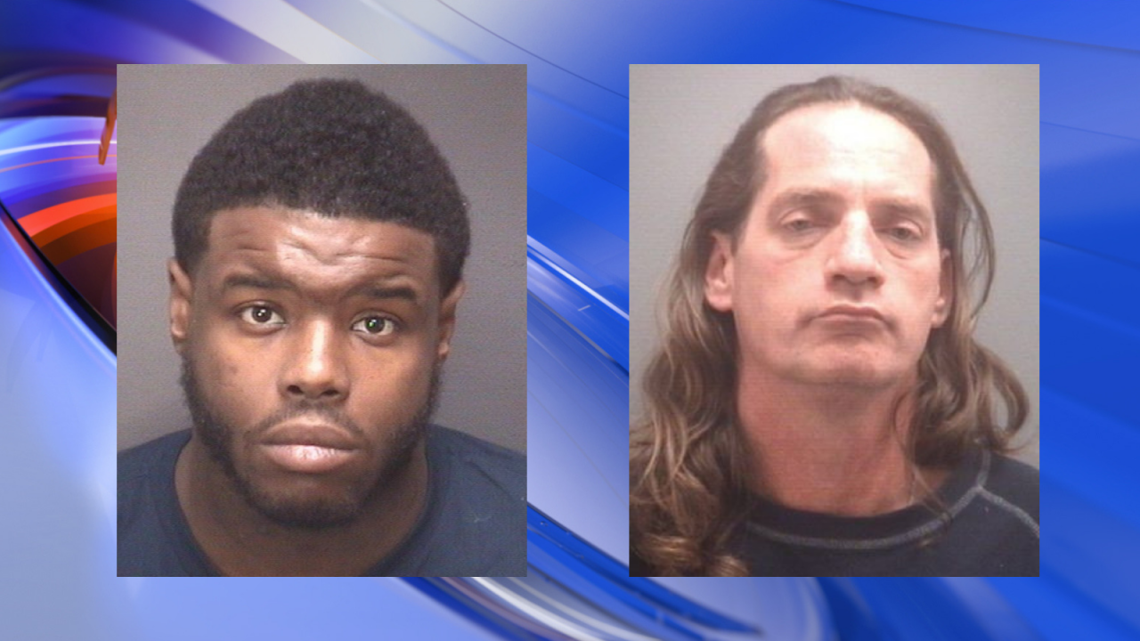Mug shots from March 2019 arrests in Hampton Roads and NE North Carolina