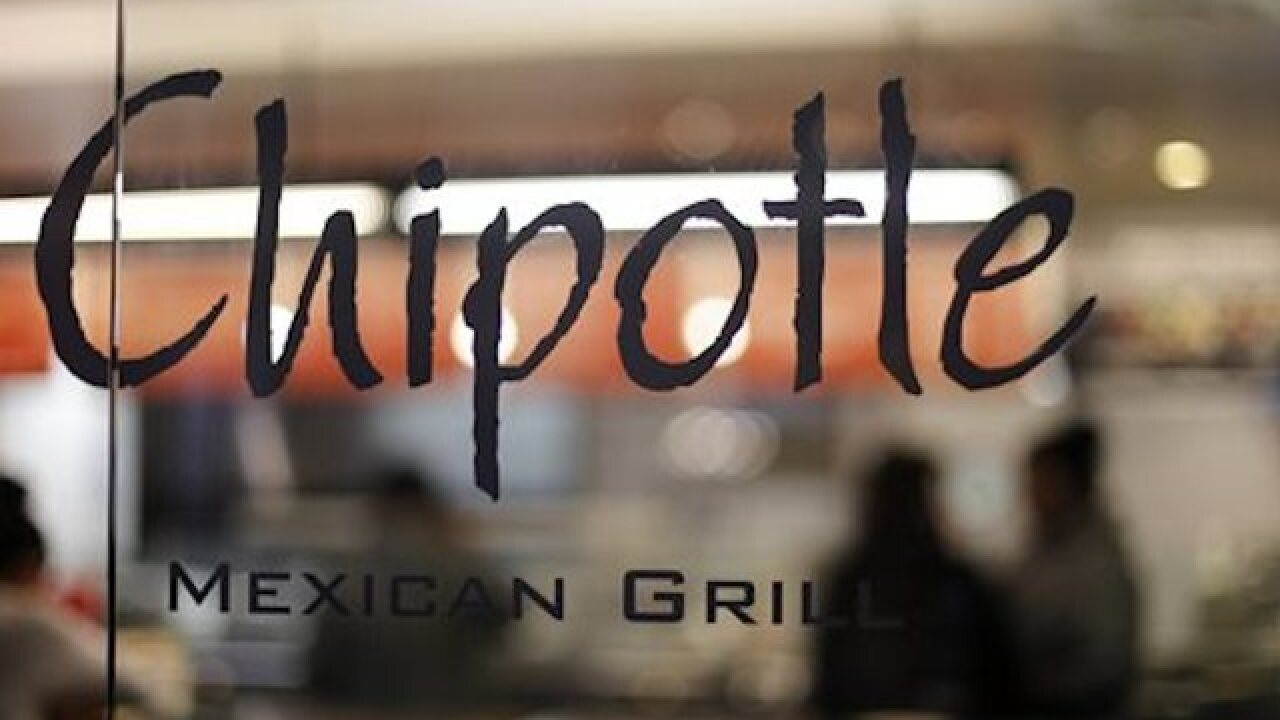 Chipotle says sales recovering, but still down