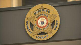 El Paso County badge