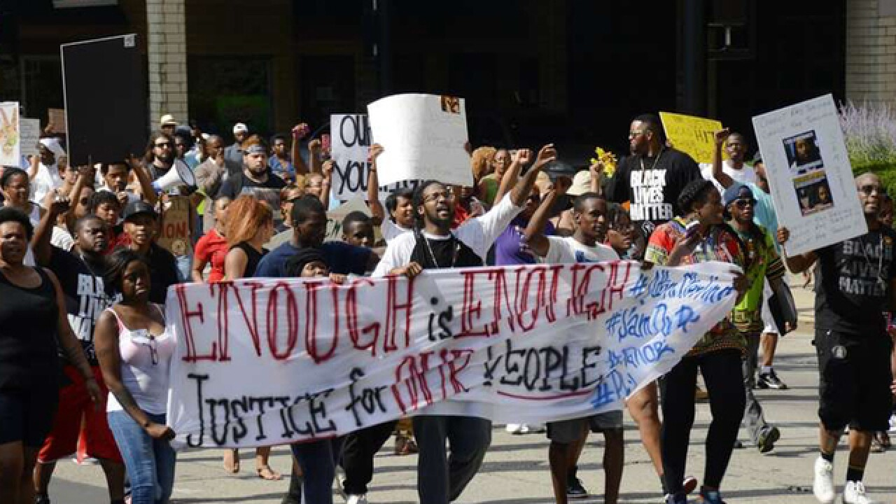 Op-ed: Black Lives Matter can start the healing by cooling the rhetoric