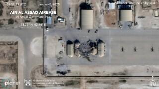 Pentagon: 34 US troops suffered brain injuries in Iran missilestrike