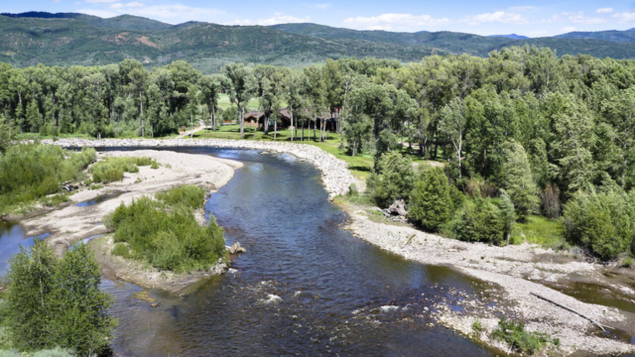 GALLERY: $16M ranch near Steamboat Springs