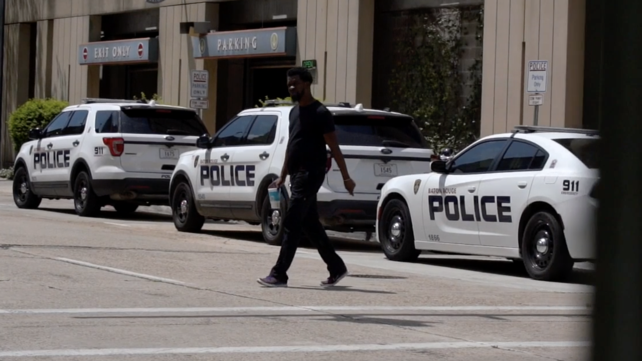 Two Americas: A look at a black community policed by a white department