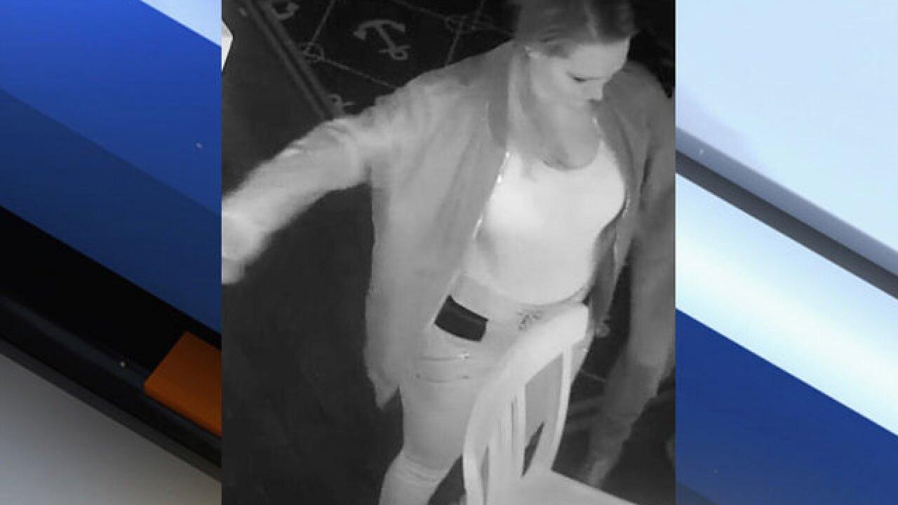 $40,000 in jewelry stolen, woman sought