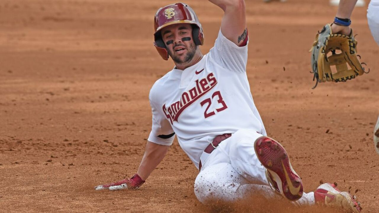 ⚾: Noles Sweep Doubleheader, Win Series vs. Pitt