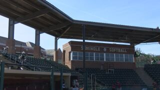 Florida State softball adds permanent shade structure to their facility