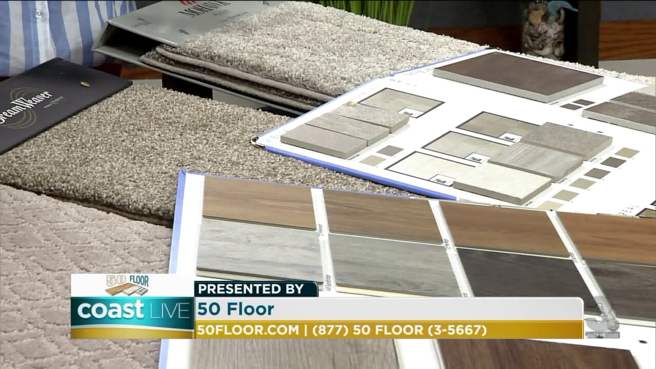 Refreshing your home with indoor plants and new flooring on CoastLive