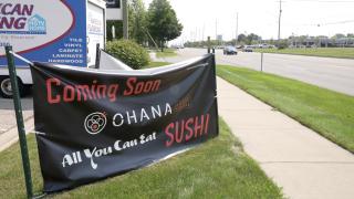 Ohana Sushi is coming soon to Delta Township