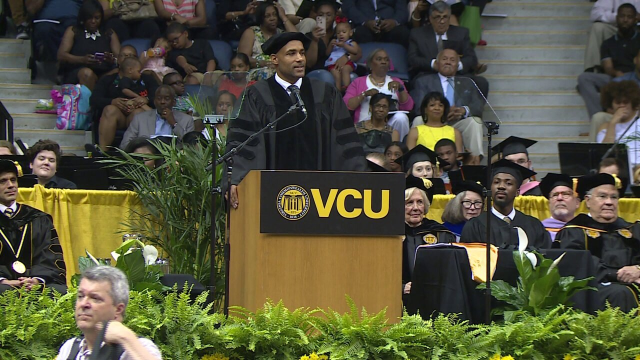 VCU will not hold a university-wide commencement ceremony in May 2019