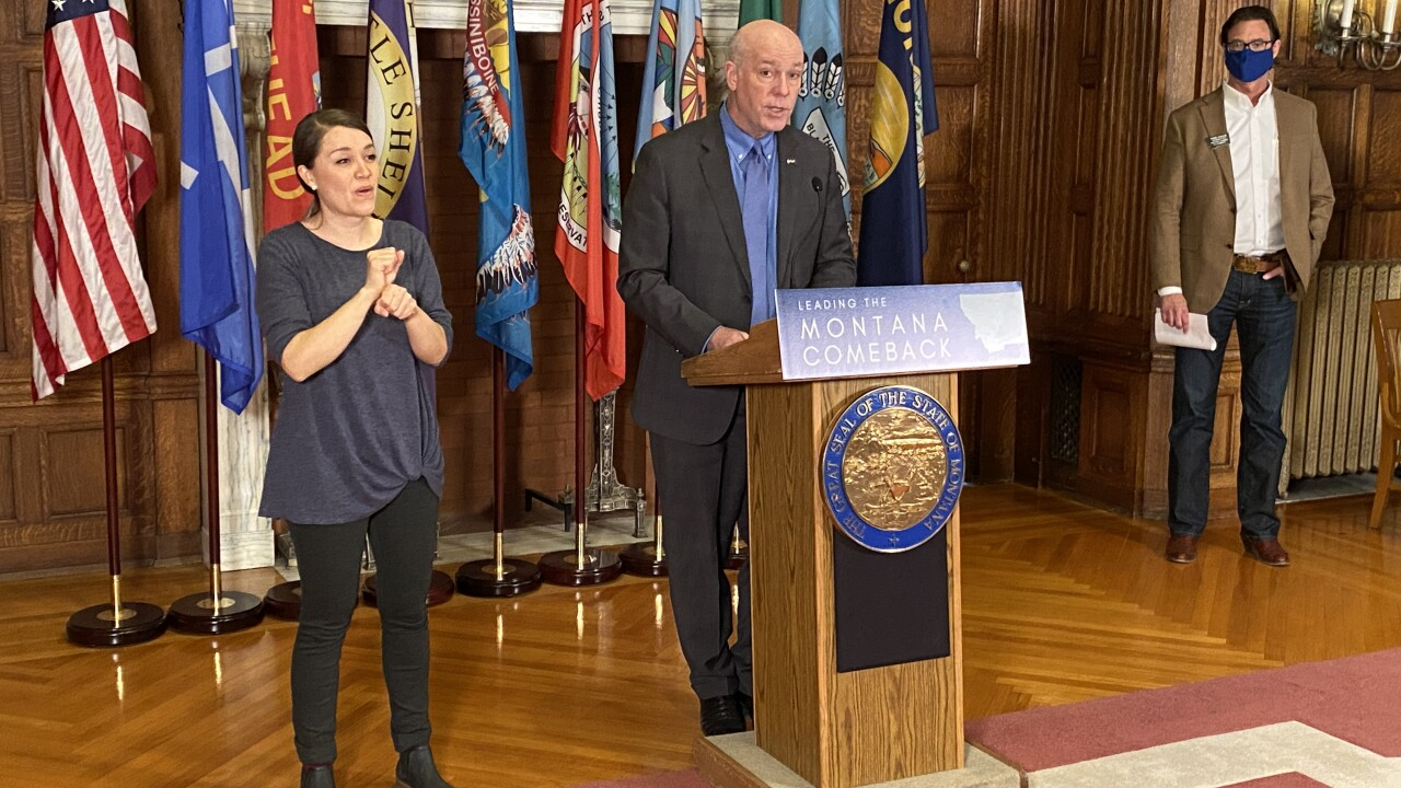 Gianforte Press Conference