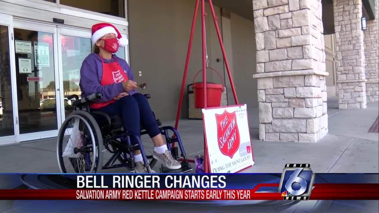 Vera Munoz shares the need for the Salvation Army's Red Kettle Campaign