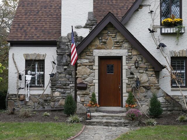 Home Tour: A storybook Tudor with a story to match