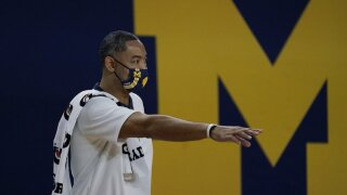 Newcomers lead No. 25 Michigan to win over Bowling Green