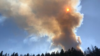 Horsefly Fire now over 1,500 acres, evacuations ordered