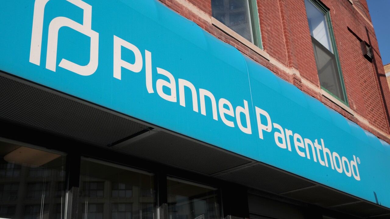Trump Administration Proposes Amendment That Would Prevent Planned Parenthood From Providing Abortions