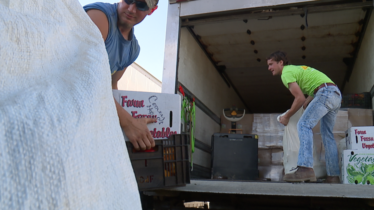 Maryland farms come together to help families affected by Hurricane Ida