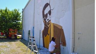 New Carmel Mural