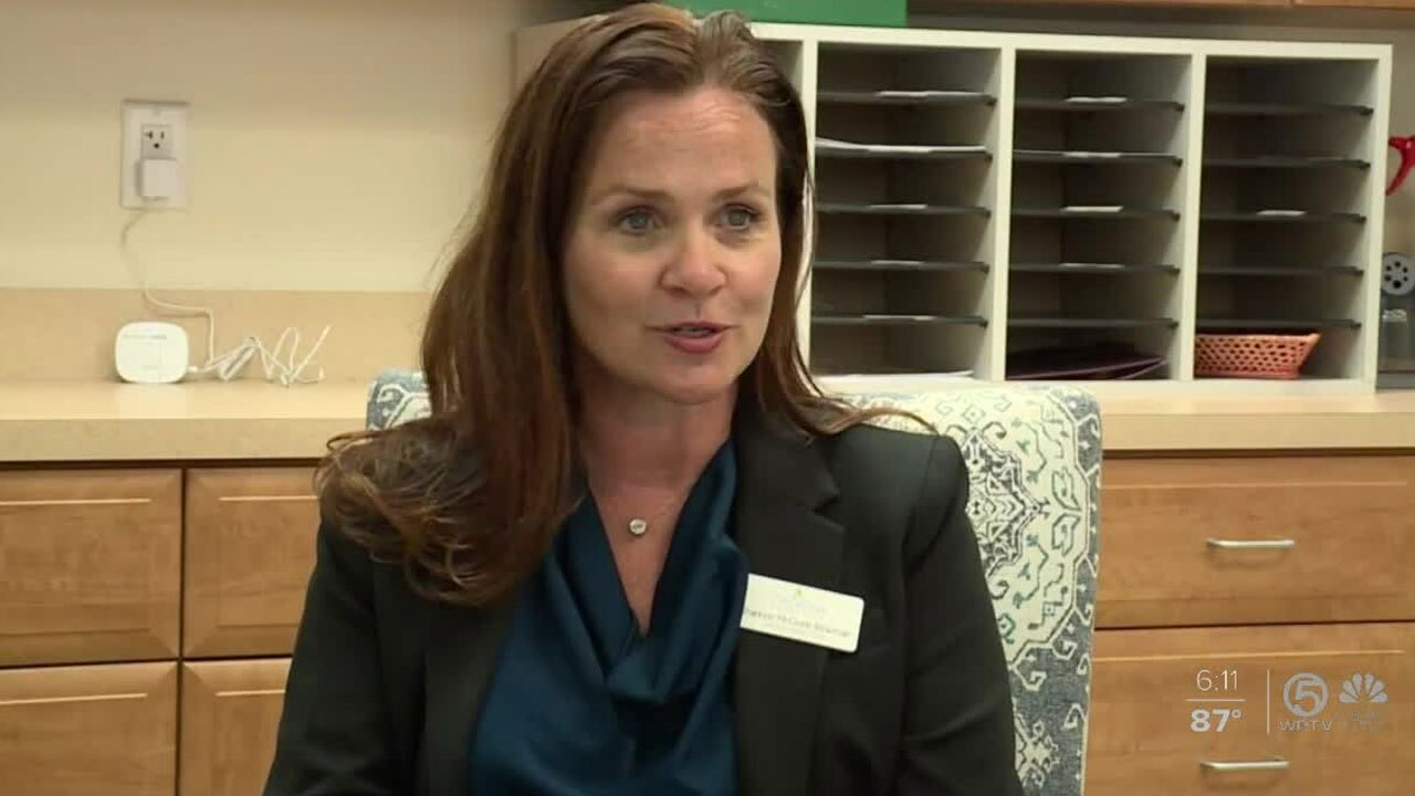 Shannon McGuire-Boman, executive director at Childcare Resources of Indian River
