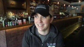 Jessica Bufford of Toast