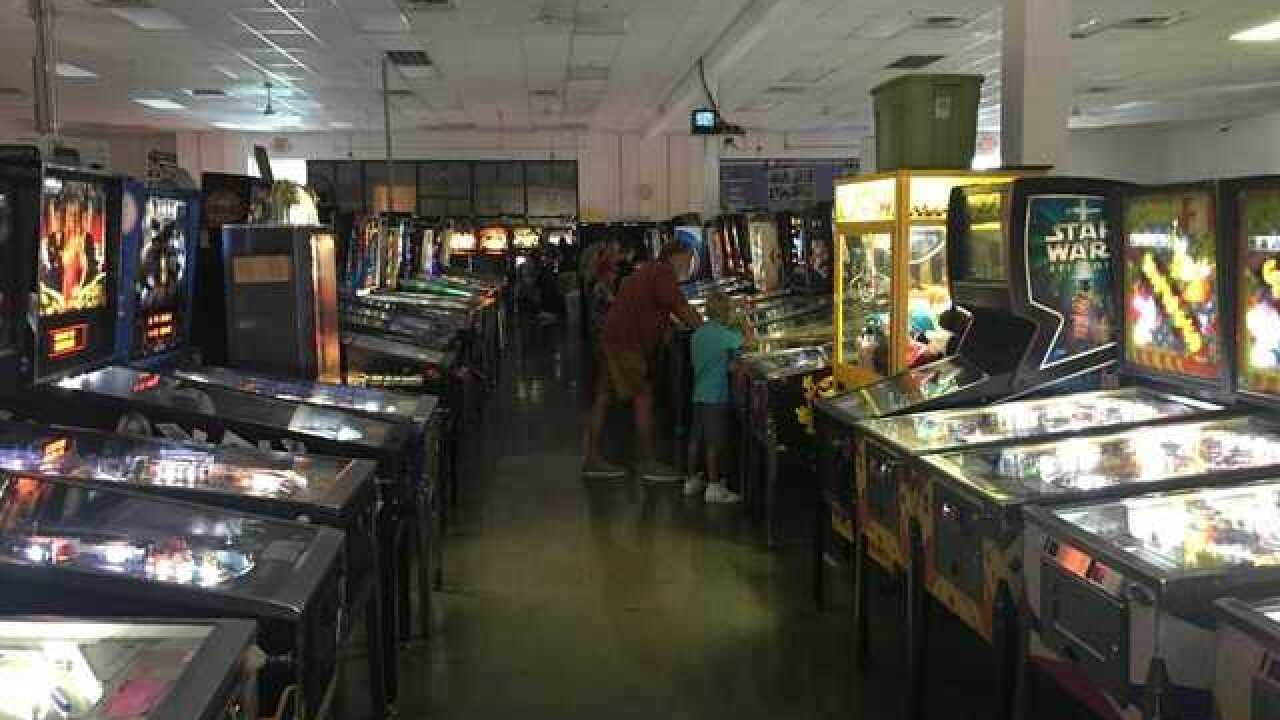 Pinball Hall of Fame moving to Las Vegas Strip