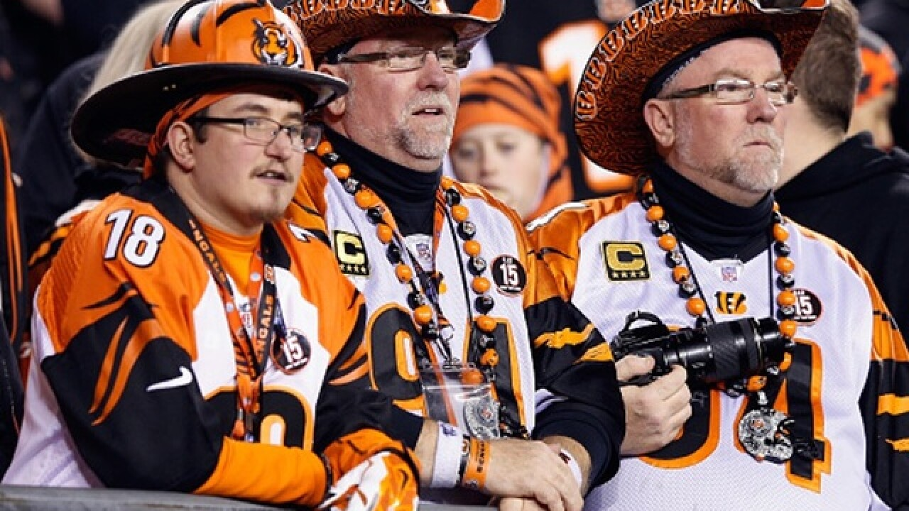 Want to see the Bengals play in London? Buy hotel rooms, plane tickets now