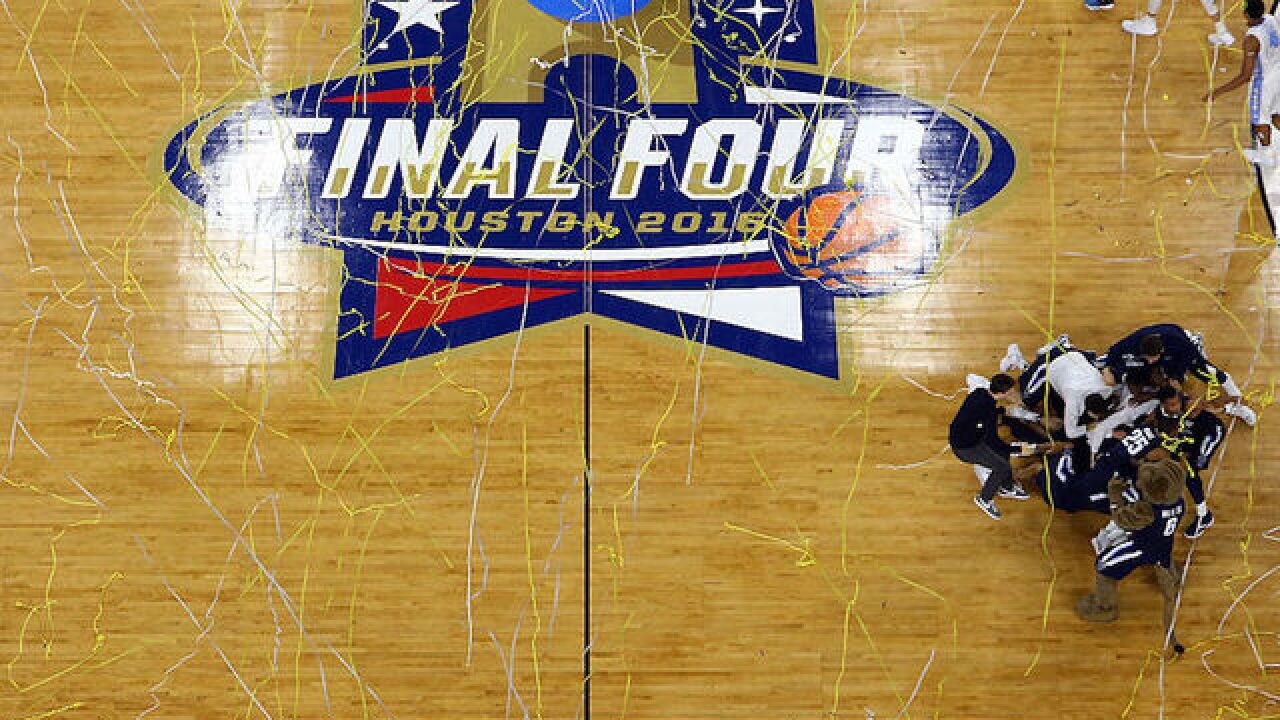 Will NCAA conference tournaments lead to March Madness games in Vegas?