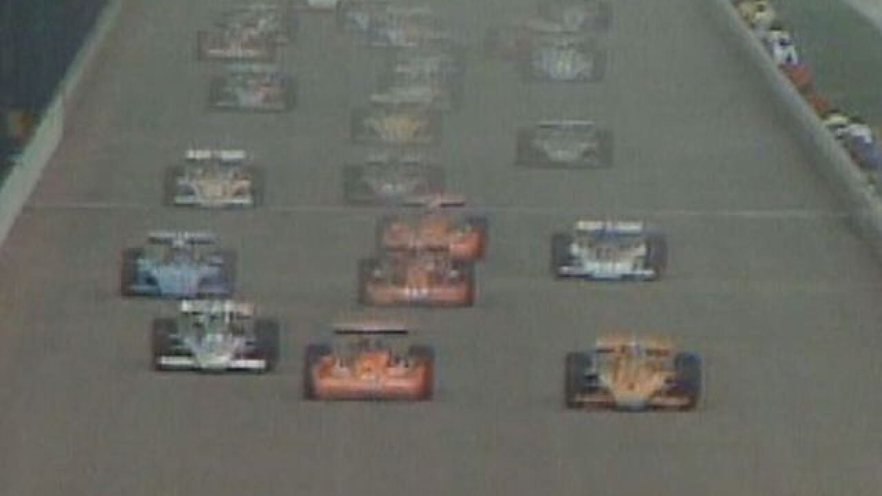 1976 Indy 500: Shortest Indy 500 on record