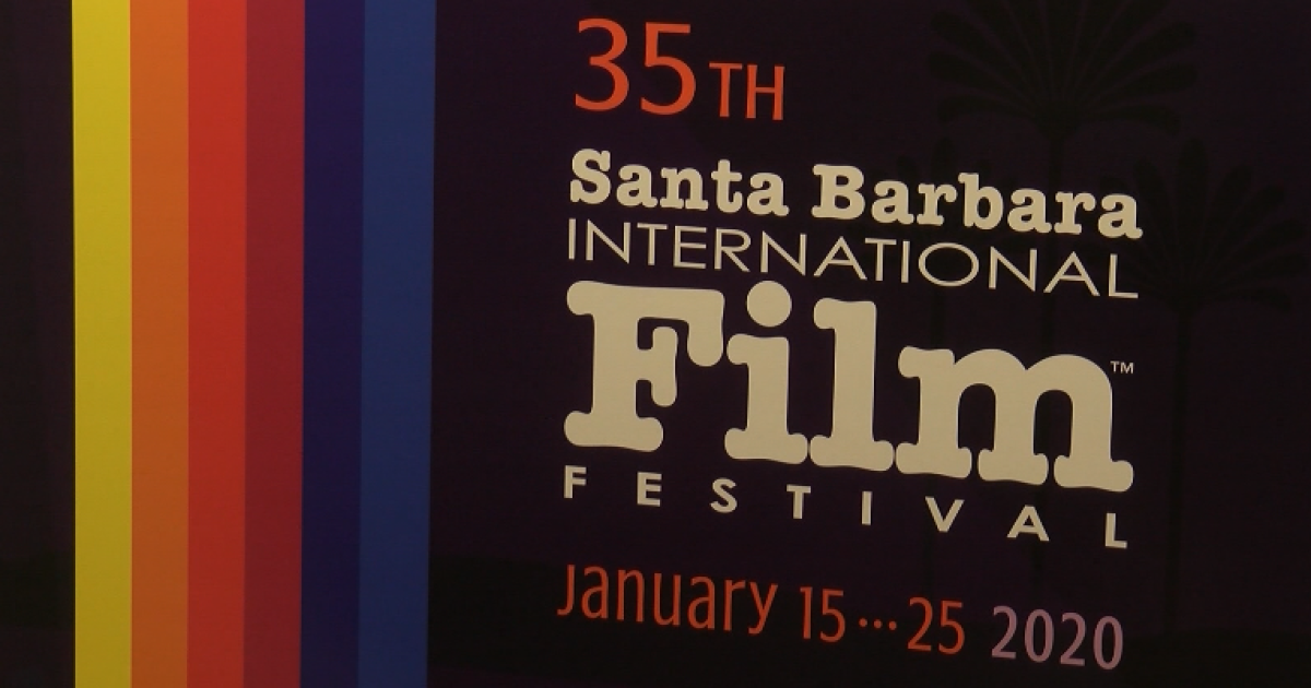 It's Day 2 of the Santa Barbara International Film Festival