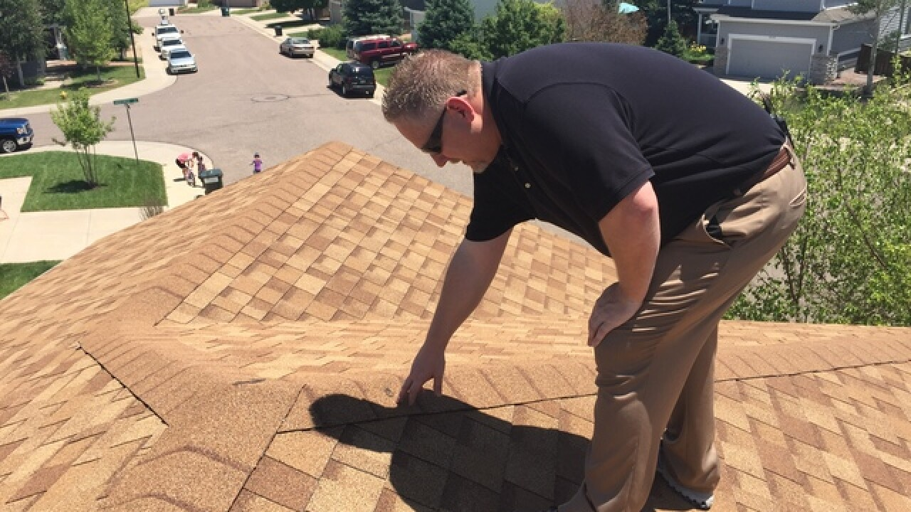 Roof shingle shortage not impacting Colorado
