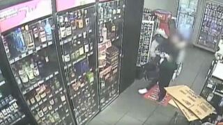 Convenience Store Robbery