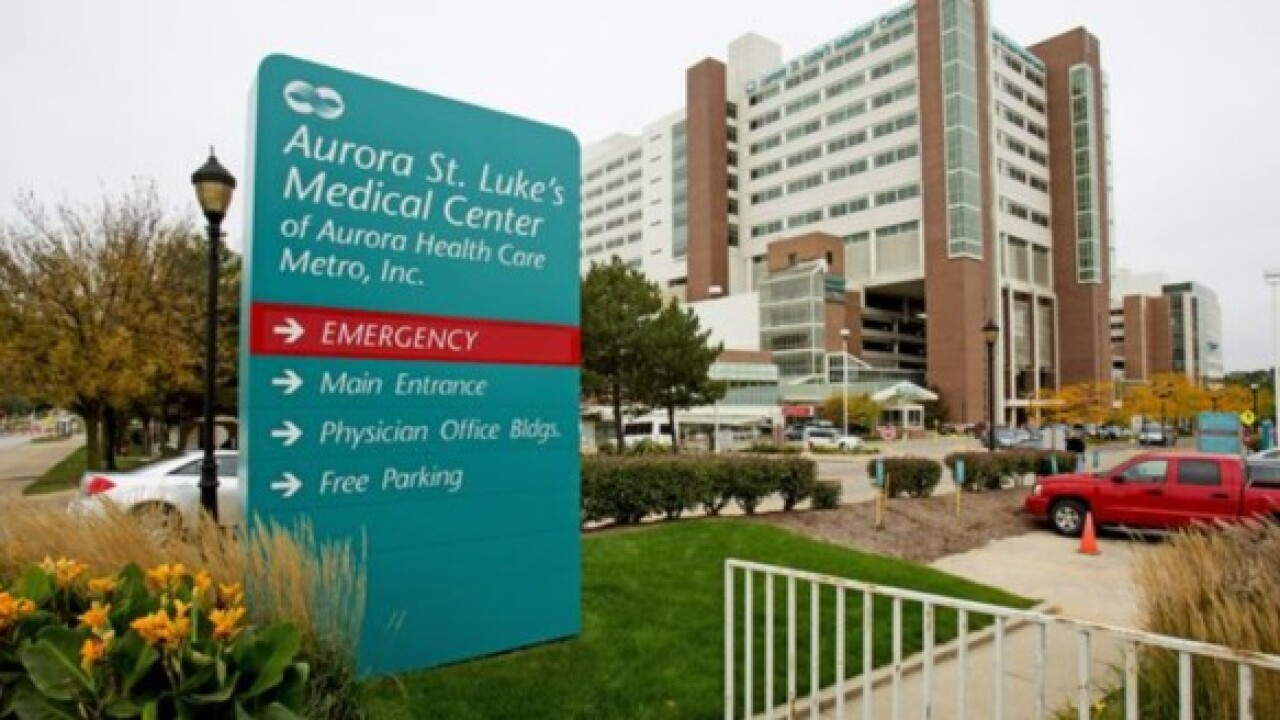 Aurora St. Luke's Medical Center ranked number one for 2nd year in a row by U.S. News & World Report