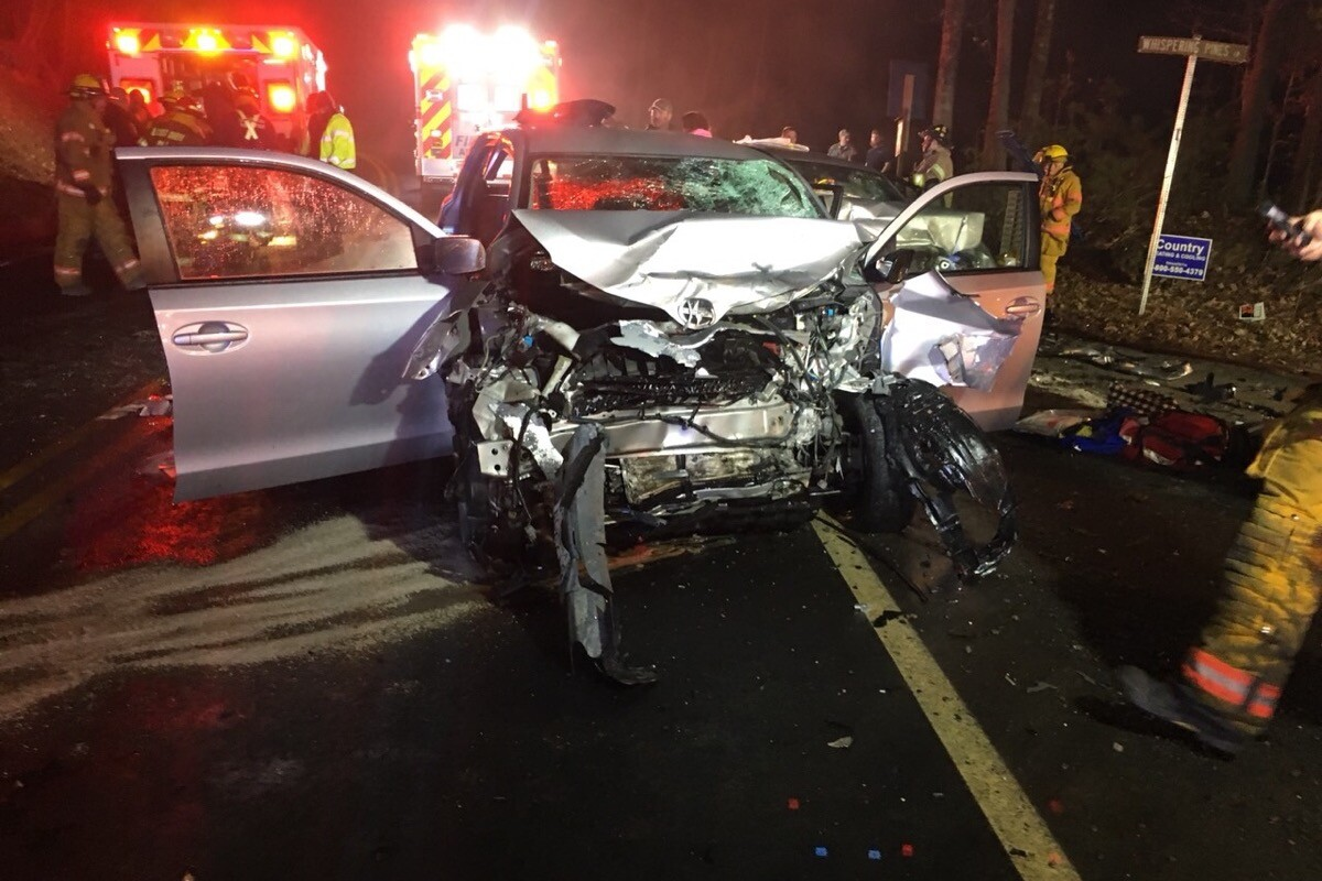 Photos: Sisters critically injured in Louisa hit-and-runcrash