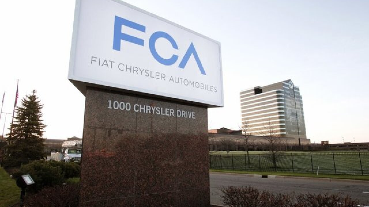Ex-Fiat Chrysler exec gets 5 ½ years in union bribery case