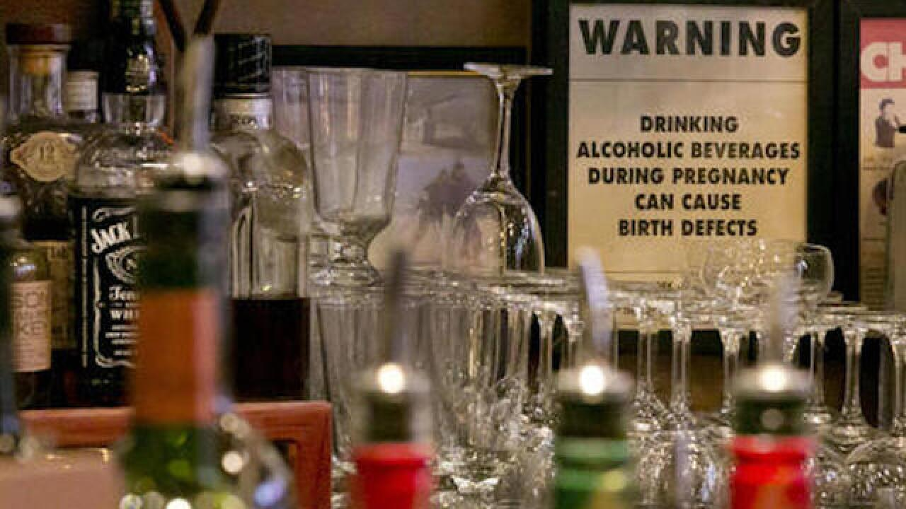 Should bars serve pregnant women?