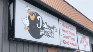 Johnny's Bar & Casino stays open as a drive-through during COVID-19 restrictions