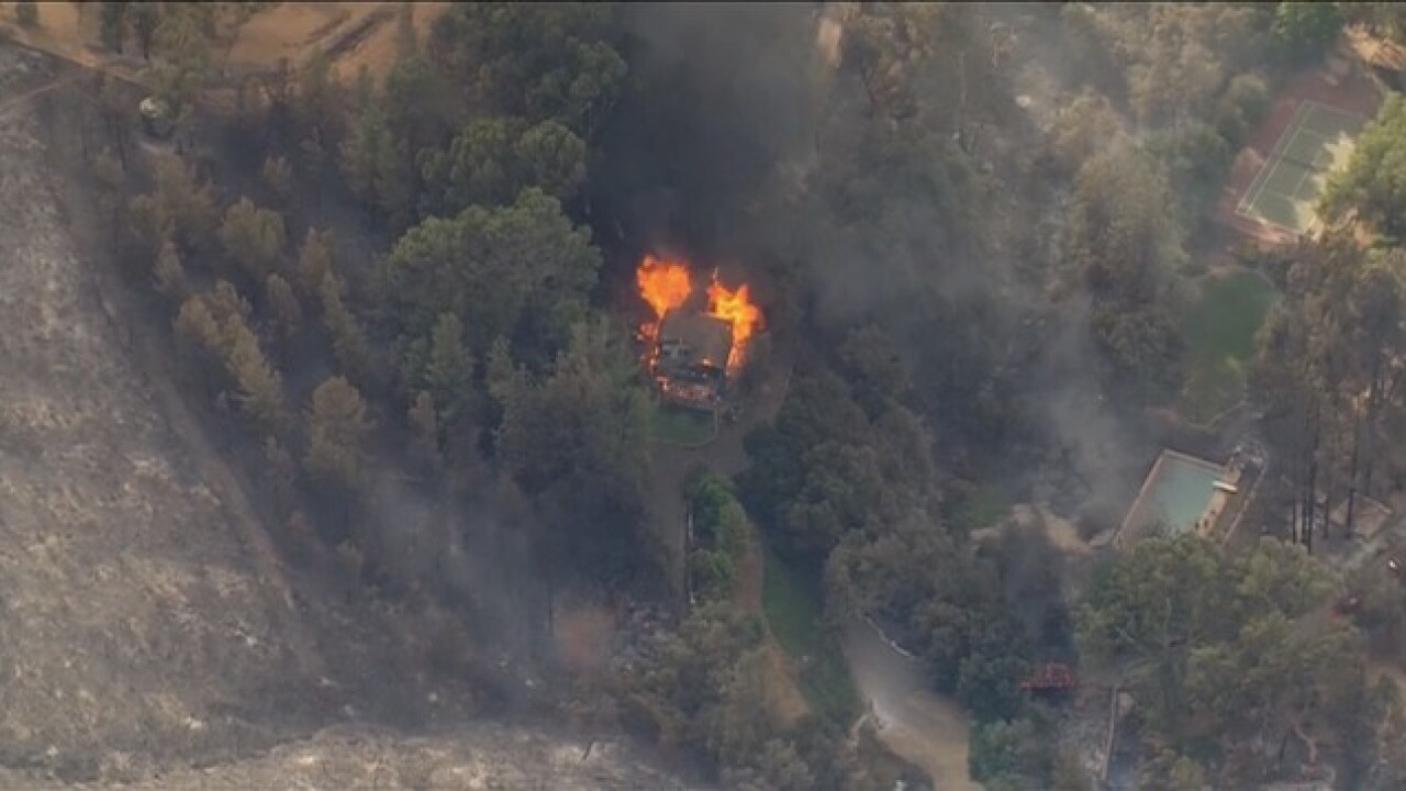 Alpine's Campbell Creek Ranch destroyed in fire