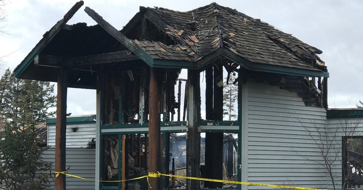 Update Bigfork Fire Investigation Continues