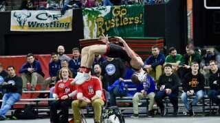 SCOREBOARD: Class AA state wrestling