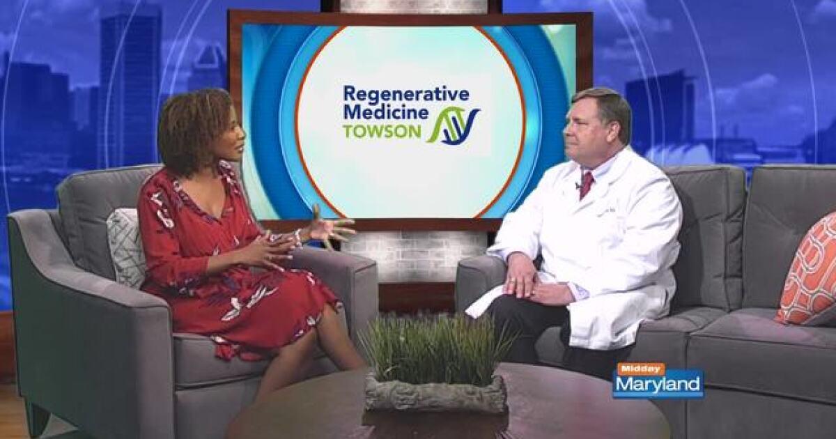Regenerative Medicine Towson