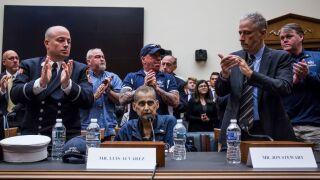 House of Representatives passes bill extending funding for 9/11 first responders