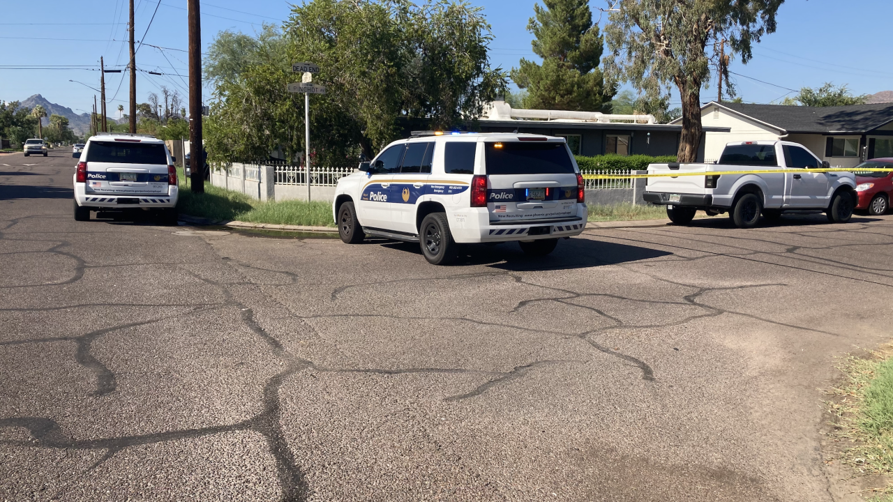 Shooting near 32nd Street and Thomas Road