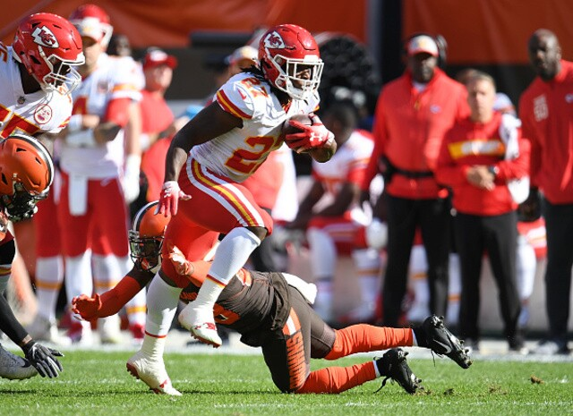 Photo Gallery: Kansas City Chiefs defeat the Cleveland Browns, 37-21