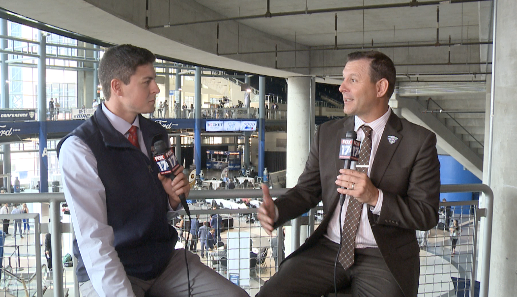 Tim Lester sits down with Zach Harig