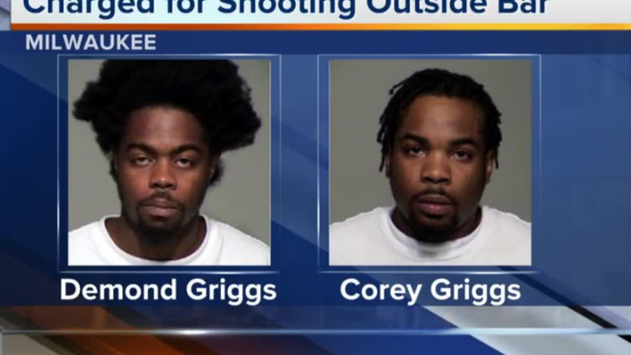 2 charged in shots fired incident at MKE tavern