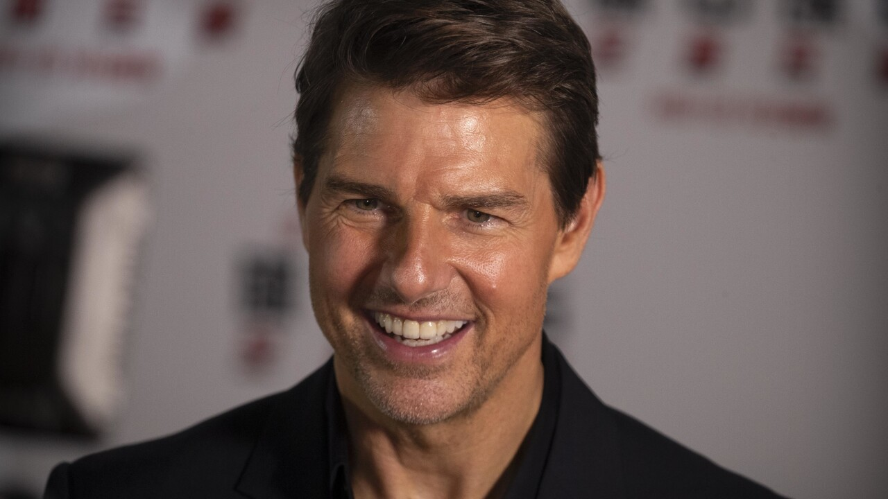 Tom Cruise working with NASA to shoot film on space station