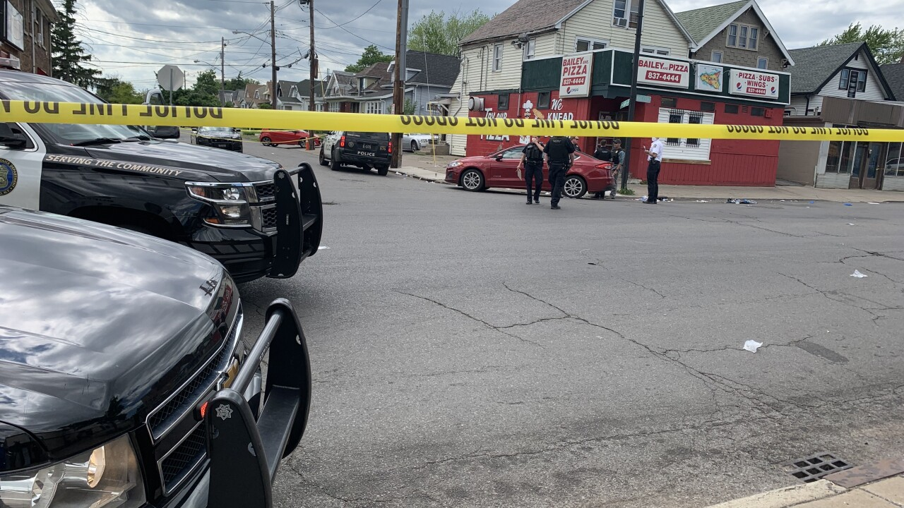 Bailey Ave Shooting June 7th 2020