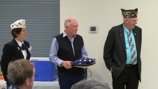 Three Helena area veterans recognized for outstanding service to their community