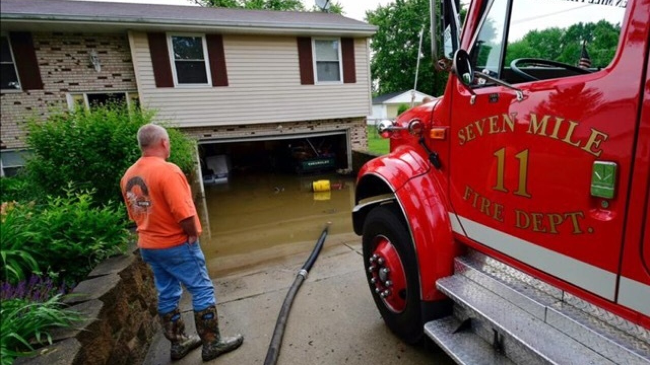 Butler County tells property owners about possible tax break for flood victims